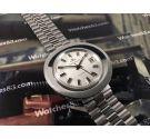 Jaeger LeCoultre 562-42 UFO Reloj suizo vintage automático Cal K 883 Gran diámetro *** ESPECTACULAR ***