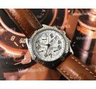 Breitling Chronomat 100M vintage swiss automatic watch A13050.1 + BOX *** SPECTACULAR ***