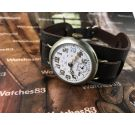 Omega 1916 Vintage Military watch mechanical Porcelain dial COLLECTOR'S Oversize