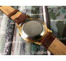 Vintage swiss manual winding Alarm watch Potens De Luxe