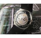 Omega Constellation Co-Axial Double Eagle Cal 3313 Reloj cronografo automático 100M Ref 1819.51.91 *** ESPECTACULAR ***