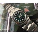 LANCO 25 jewels Reloj suizo antiguo automático incabloc Ref 36610 Oversize