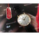 NOS Reloj Duward SELECT suizo antiguo de cuerda 17 rubis *** Nuevo de antiguo Stock ***