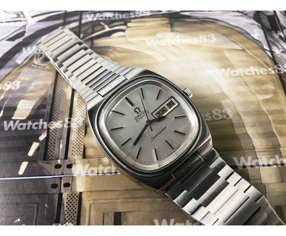 094130e62795 Omega Seamaster TV reloj antiguo automático Ref 166.0213 Cal 1022 ***  EXCELENTE ESTADO ***