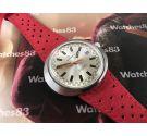 Omega Dynamic Genève Vintage swiss hand wind watch Tool 107 *** RACING ***