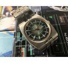 NOS Duward AQUASTAR automatic Reloj suizo vintage automático. Nuevo de antiguo Stock *** COLECCIONISTAS ***