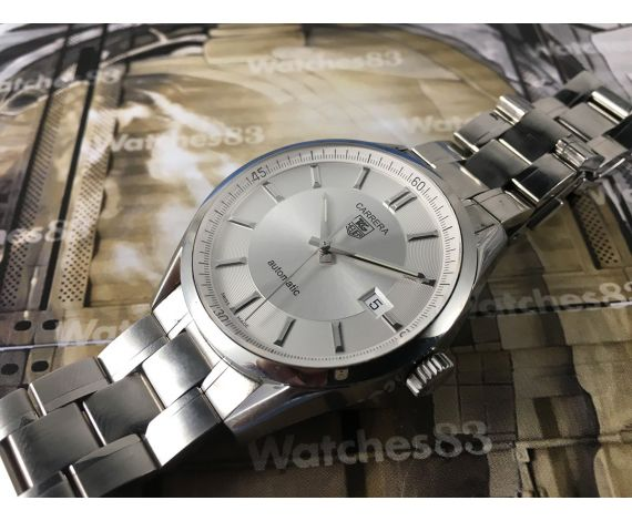 Tag Heuer Carrera automatic watch 50M WV211A-2 Cal 5 *** SPECTACULAR ***