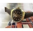 NOS Yema Reloj antiguo automático Nuevo de antiguo Stock *** OVERSIZE ***
