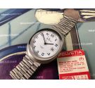 NOS Helvetia Vintage swiss automatic watch 28800 Cal ETA 2784 New Old Stock *** SPECTACULAR ***