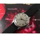Vintage Jaeger LeCoultre Swiss military hand wind watch *** VERY NICE ***