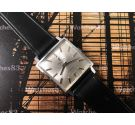 Festina N.O.S. Reloj vintage de cuerda 17 Rubis Calendario a las 6 *** Nuevo de antiguo stock ***