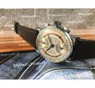 AYDIL WATCH Vintage swiss hand wind chronograph watch Cal Venus 170 *** COLLECTORS ***