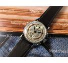 AYDIL WATCH Reloj crono suizo antiguo de cuerda Cal Venus 170 *** COLECCIONISTAS ***