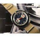 Reloj ELIX cronógrafo antiguo de cuerda Cal Valjoux 7734 *** ESPECTACULAR ***