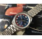 NOS Thermidor Reloj suizo antiguo de cuerda *** NUEVO DE ANTIGUO STOCK ***