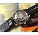 Longines Admiral 5 stars Vintage reloj suizo automático Ref 8182-1 Cal 503