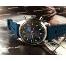 NOS Sorna Chrono Reloj Cronógrafo antiguo de cuerda manual *** NUEVO DE ANTIGUO STOCK ***