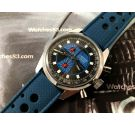 NOS Sorna Chrono Vintage hand wind chronograph watch *** NEW OLD STOCK ***