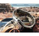 NOS Tissot NAVIGATOR Reloj cronógrafo automático antiguo Cal 2170 Nuevo de antiguo Stock *** COLECCIONISTAS ***