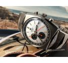 Phigied vintage chronograph hand winding Cal Landeron 48 *** COLLECTORS ***