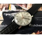 Omega Genève Vintage swiss hand wind watch Cal 601 Ref. 162.009 *** Almost NOS. SPECTACULAR!!! ***