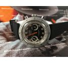 Reloj Gigandet SUPER SUBMARINE cronógrafo antiguo suizo de cuerda DIVER Cal Landeron 248 GRAN DIÁMETRO *** COLECCIONISTAS ***