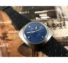 Omega Genève tipo Dynamic Reloj suizo antiguo automático Tool 107 *** ESPECTACULAR ***