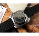 NOS TANIS Racing Team Special Chronograph Reloj cronógrafo antiguo de cuerda Cal Valjoux 7734 *** NUEVO DE ANTIGUO STOCK ***