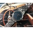 Vintage ZENITH SURF swiss automatic watch Cal 2572 PC Blue Dial *** BEAUTIFUL ***