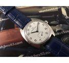 Universal Geneve Reloj antiguo de cuerda Cal 64 Edición para FERROCARRILES DEL ESTADO *** PRECIOSO***