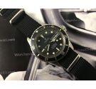 Potens Submarine Diver Reloj suizo antiguo automático 25 jewels 4246 W20 *** EXCELENTE CONDICIÓN ***