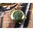 Jaeger LeCoultre Reloj suizo antiguo de cuerda plaqué OR *** ESPECTACULAR ***