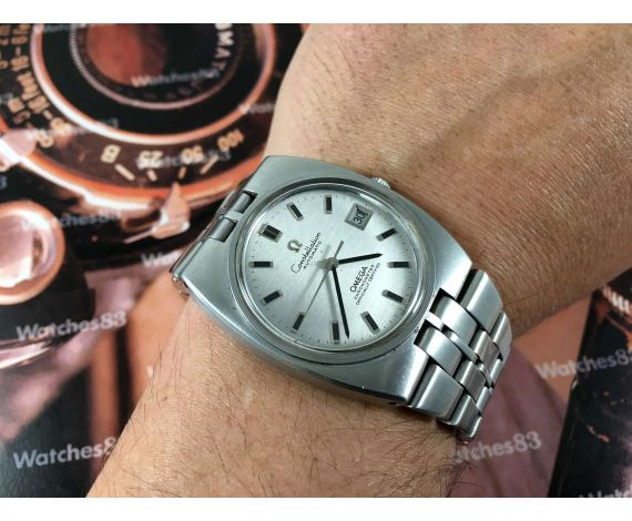 Omega Constellation Chronometer Officially Certified Vintage automatic watch Ref 166.055 - 166.046 Cal 1001 *** OVERSIZE ***