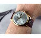 NOS Zodiac Valjoux 92 Vintage swiss chronograph manual wind watch *** NEW OLD STOCK ***