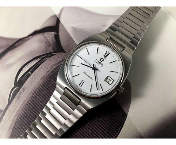 Omega Seamaster Reloj suizo antiguo automático Cal 1012 Ref 166.0206 / 366.0842 *** ESPECTACULAR ***
