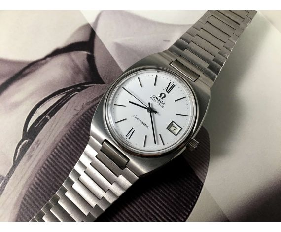 Omega Seamaster Vintage swiss automatic watch Cal 1012 Ref 166.0206 / 366.0842 *** SPECTACULAR ***