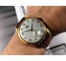 NOS Fortis Reloj suizo antiguo de cuerda OVERSIZE 38 mm Cal AS1130 17 rubis *** NUEVO ANTIGUO STOCK ***