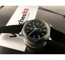 Omega Geneve Vintage swiss manual wind watch Ref 136.0102 Cal 1030 Blue Dial *** BEAUTIFUL ***