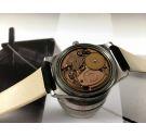 Reloj antiguo de cuerda Omega Geneve Ref 136.0102 Cal 1030 Dial azul *** PRECIOSO ***