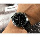 Omega Seamaster Reloj suizo antiguo automático Cal 1010 Ref 166.0202 Dial Negro *** ESPECTACULAR ***