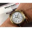 Zenith EL PRIMERO Cal 400 Vintage swiss chronograph automatic watch Ref 20-0210.400 *** SPECTACULAR ***