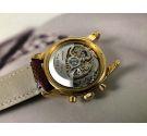 Zenith EL PRIMERO Cal 400 Reloj cronografo suizo vintage automatico Ref 20-0210.400 *** ESPECTACULAR ***