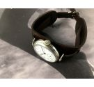 Longines 1913 Vintage swiss hand wind Trench watch Cal 13.34 Porcelain dial *** COLLECTORS ***