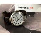 Longines 1913 Reloj de trinchera suizo antiguo de cuerda Cal 13.34 Esfera de porcelana *** COLECCIONISTAS ***