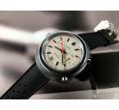 LOV Reloj vintage cronógrafo automático Buren Cal 15 JRGK *** ESPECTACULAR ***