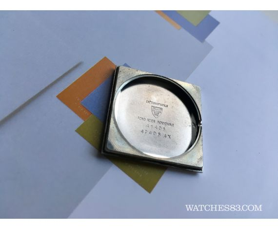 Tissot manual winding