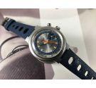 Longines Conquest Olympic Games Munich 1972 Reloj suizo cronografo antiguo de cuerda Cal 334 (Valjoux 236) *** ESPECTACULAR ***