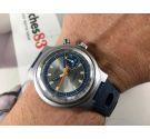 Longines Conquest Olympic Games Munich 1972 Vintage swiss chronograph hand wind watch Cal 334 (Valjoux 236) *** SPECTACULAR ***