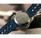 PROVHOR Reloj Cronógrafo antiguo de cuerda Valjoux 7734 Racing 17 jewels *** GRAN DIÁMETRO ***
