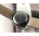 ELGIN Calibre Heuer 12 (Zodiac 90) Reloj suizo cronógrafo automático vintage Ref 902.887 *** CASI NOS ***